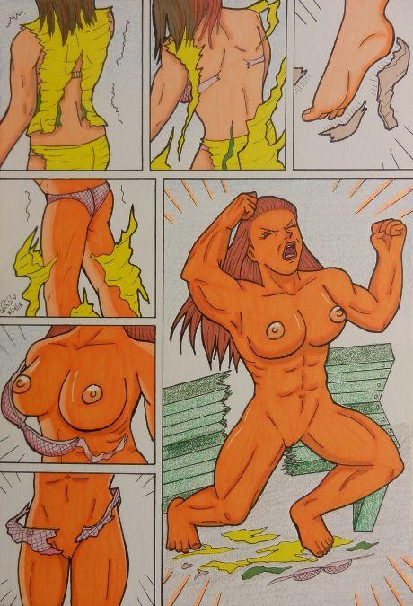 SHrrrrrriiip the RAINBOW: Orange 2 by SHrrrrrriiipfan
