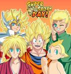 Super Saiyan Day