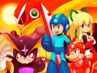 Go Megaman [2014]
