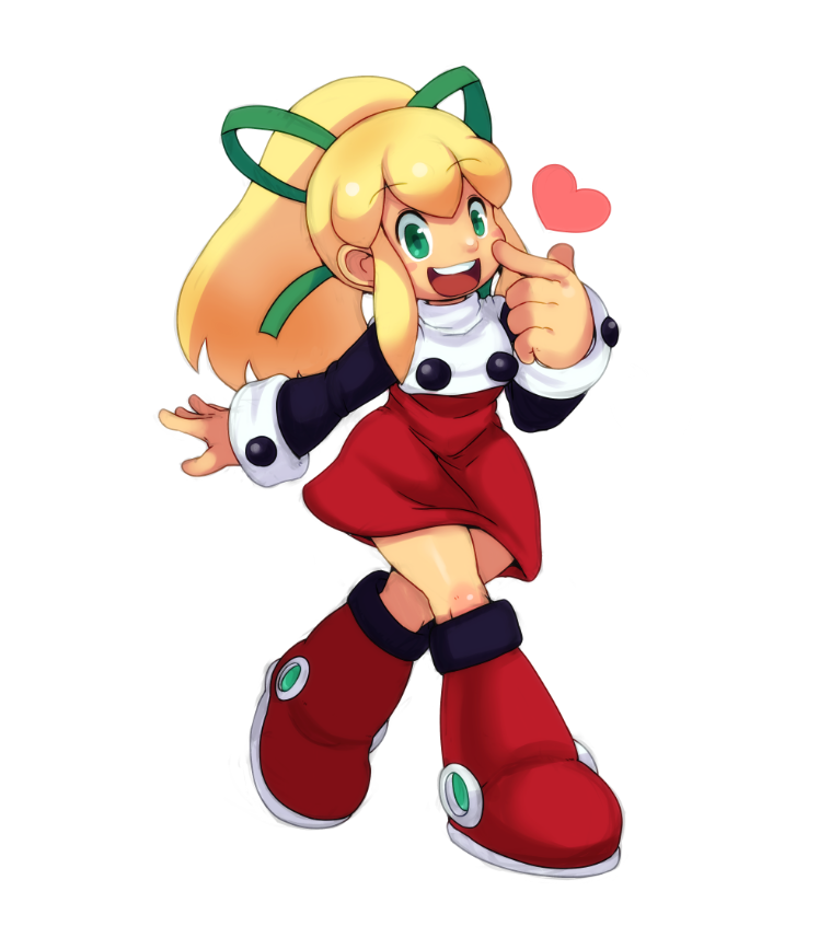 Roll (Megaman) by CheloStracks