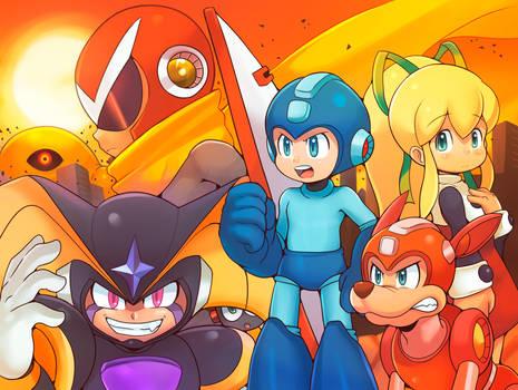 Lets Go Mega Man [2020]