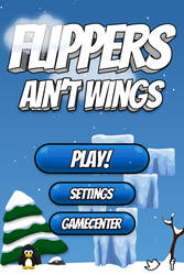 Flippers Ain't Wings by Friggog