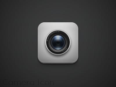 Camera Icon by Friggog