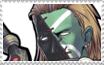 Azure Orca Stamp by kitvor