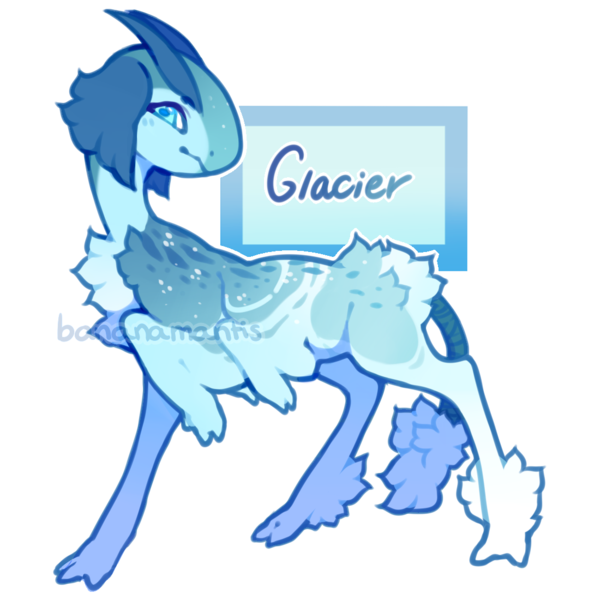 Weaver 8 Auction  Glacier By Bananamantis D94tdr7  by nyanko-dono