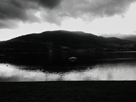 Lake in Voss