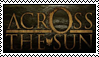 Across the Sun Stamp by LancerWolf13
