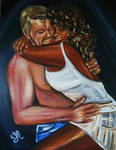 Jenny and Rene - Interracial Lovers Series