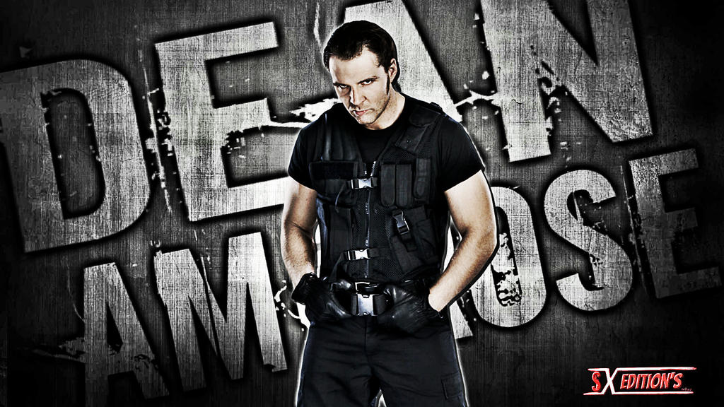 Dean Ambrose Wallpaper 2013 By