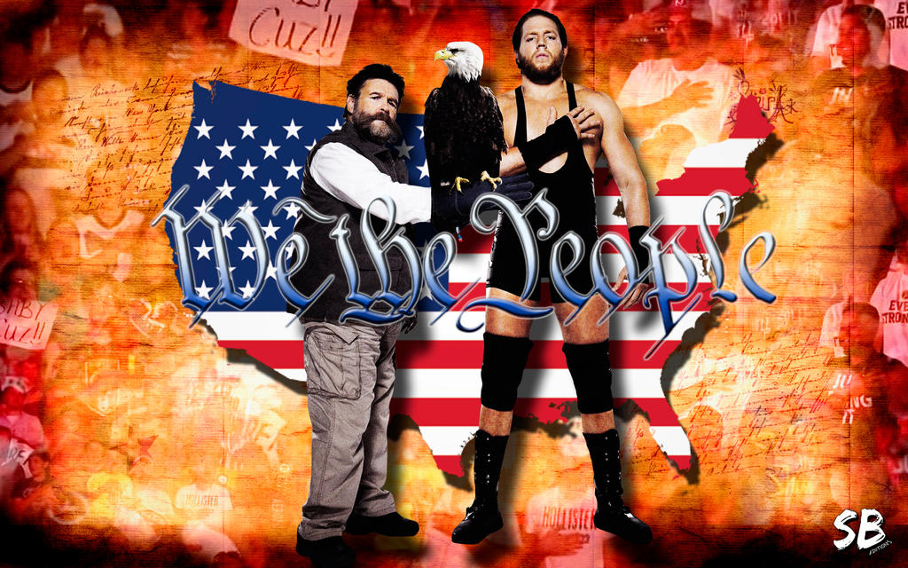 jack swagger we the people wallpaper by sebaz316 on deviantart
