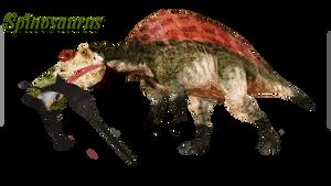 Spinosaurus by ultamateterex2