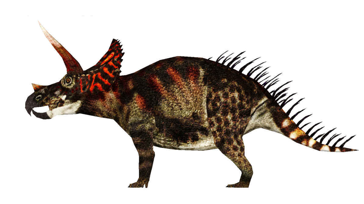 Triceratops by ultamateterex2