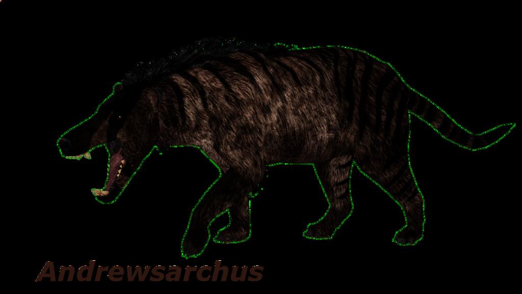 Andrewsarchus by ultamateterex2 on DeviantArt