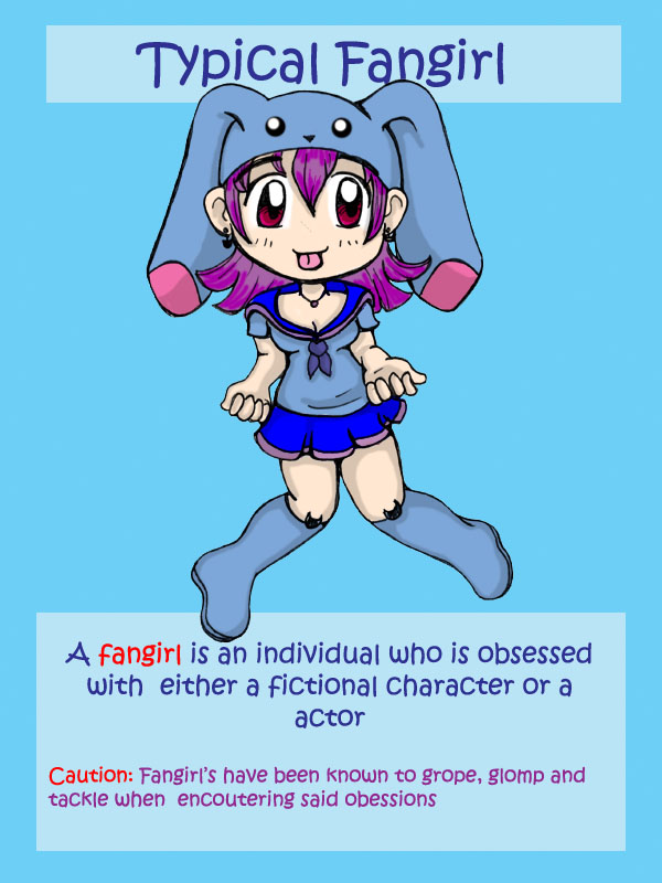 Classifications: Typical Fan by blackcattlc