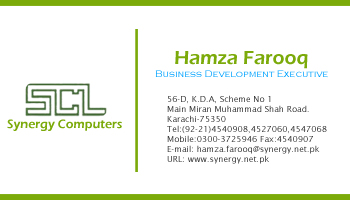 Card Design 5 by Hassaniqbal