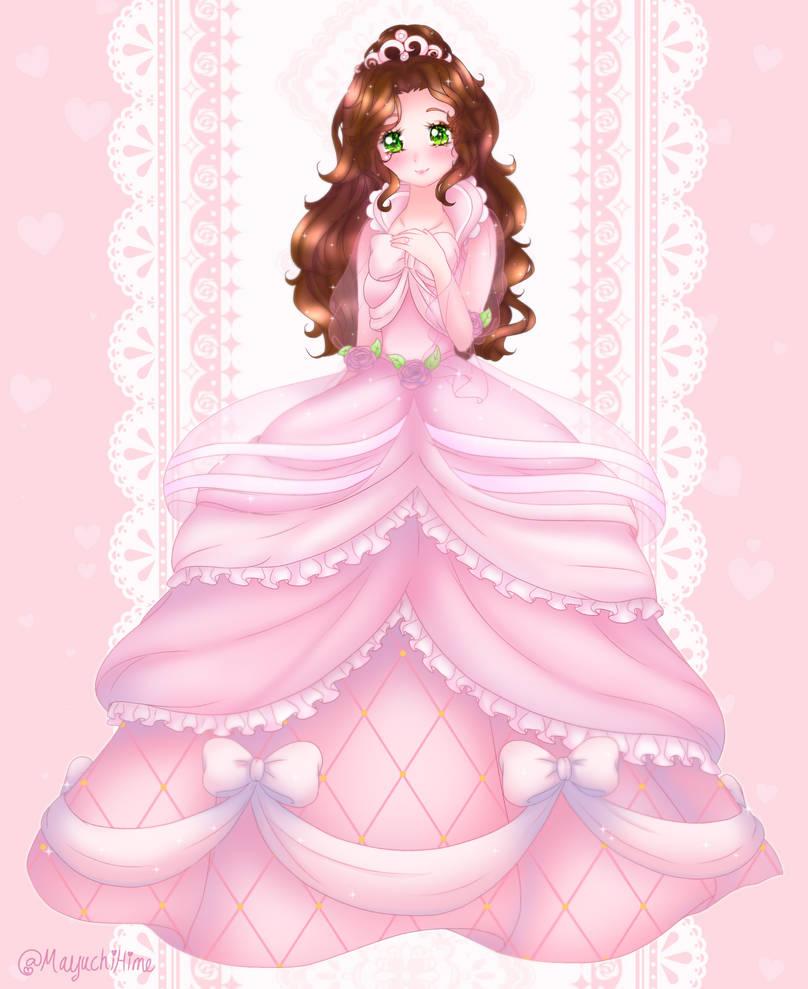 [ CM ] Princess Blossom Fullbody