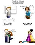 Twilight v Tangled: Reaction