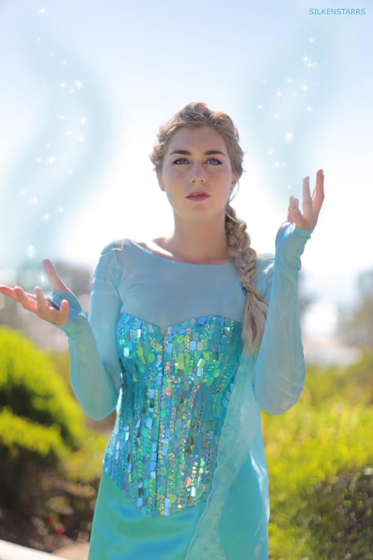 Elsa Cosplay 32 by silkenstarrs
