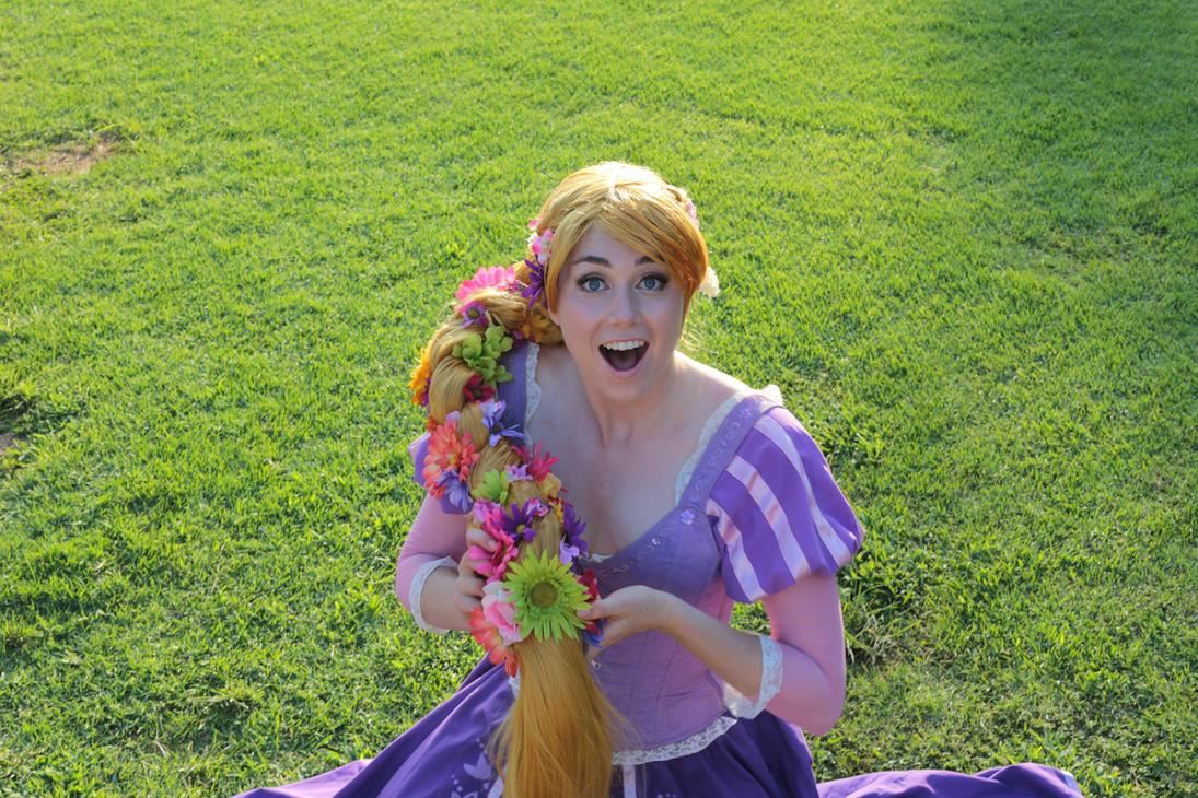 Rapunzel 40 by silkenstarrs
