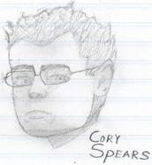 Cory Spears by jdragz