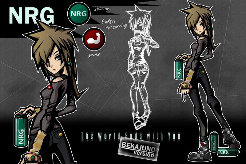 Wewy Hero: NRG :: Entry No.1 by Bekajuno