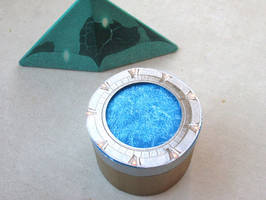 Stargate trinket box by kaztielkrafts