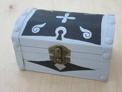 Kingdom Hearts II Timeless River chest