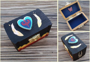 Hades Centaur Heart box