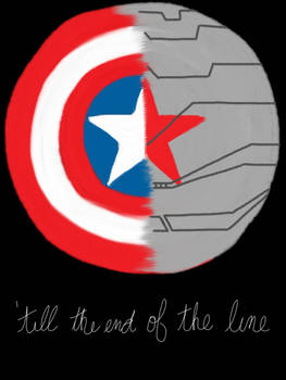 'till the end of the line