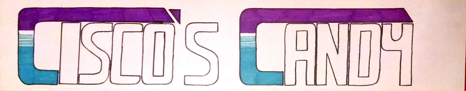 Cisco's Candy Shop Logo