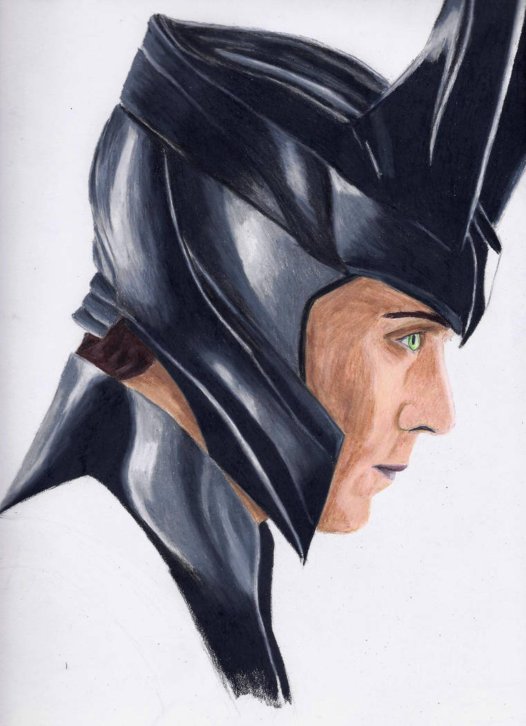 Loki by Sierraness23