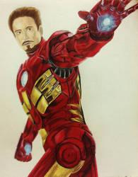 Iron Man Armor by Sierraness23