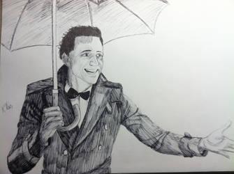 Singin' in the Rain by Sierraness23