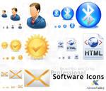 Free Toolbar Icons Vista Style
