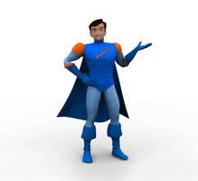 Custom 3D Character