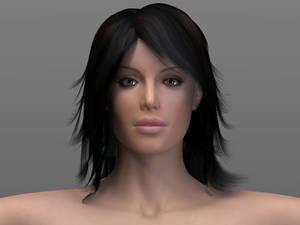 Custom 3D Realistic Female