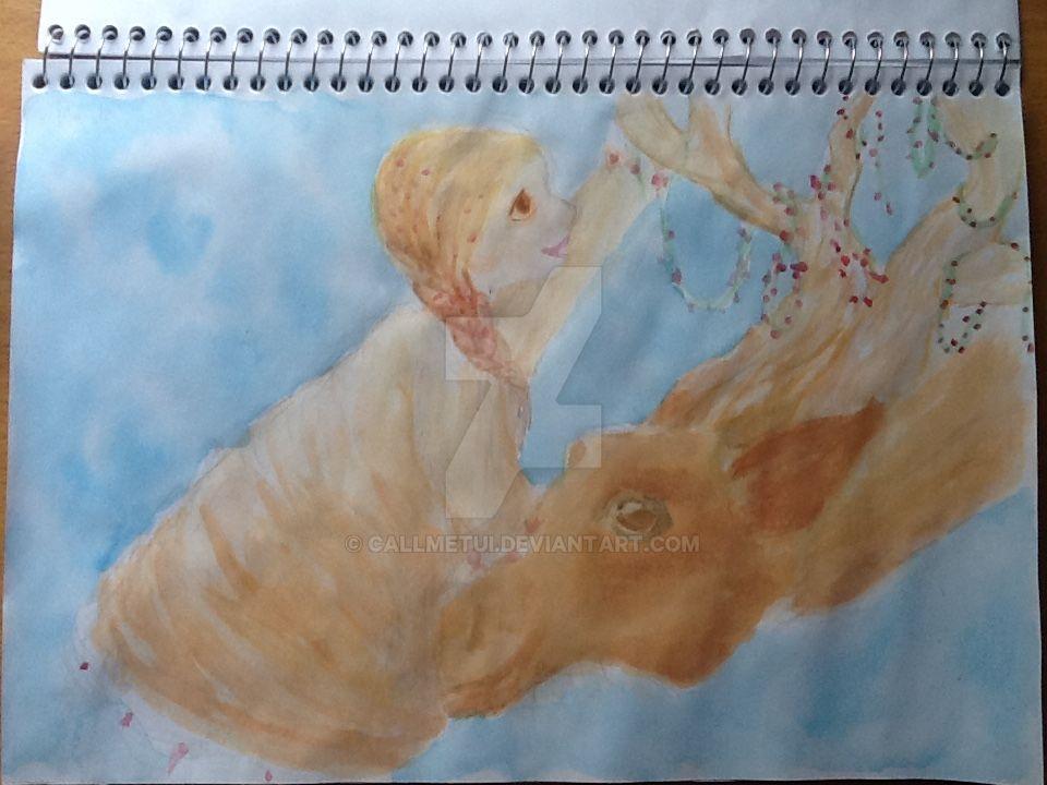 Sketchbook art 01 by callmetui