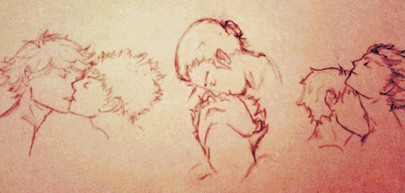 Kisses by sandraphillips