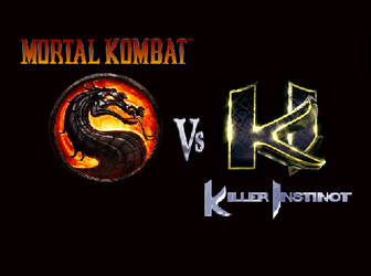 Mortal Kombat Vs Killer Instinct Cover 2 by bse9000