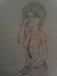 Old Sketch Drawing by bse9000