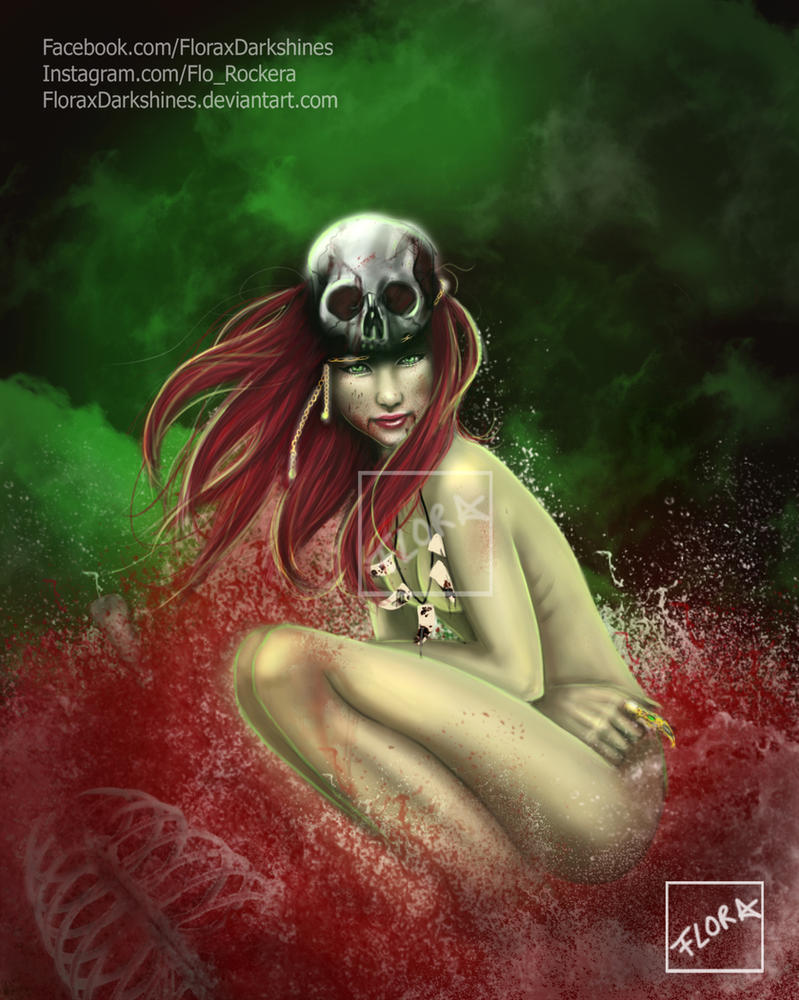 Bloodbath by FloraxDarkshines