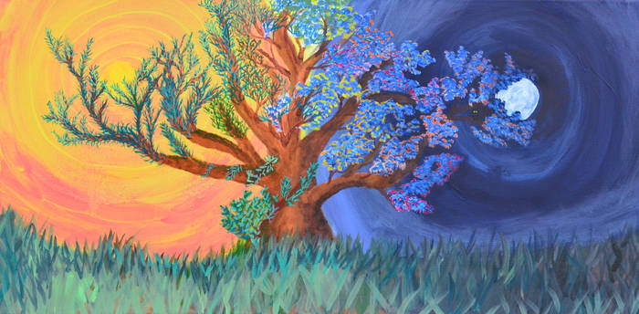 Day and Night tree