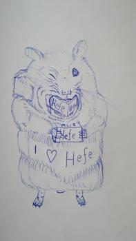 Hefe-Hamster
