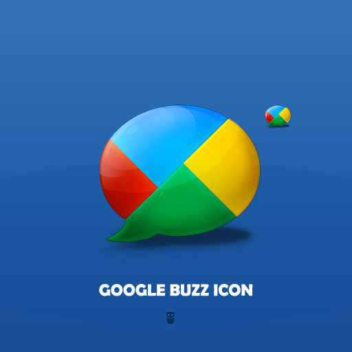 Google Buzz icon by amahony