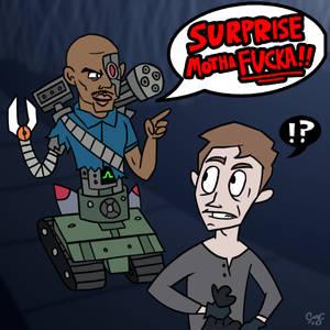 The Revenge of Robo-Doakes