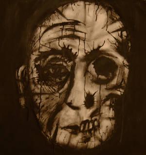 The Horror in black