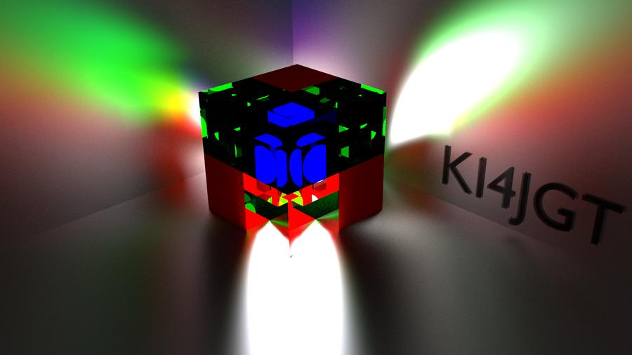 Lite Cube by Ki4jgt