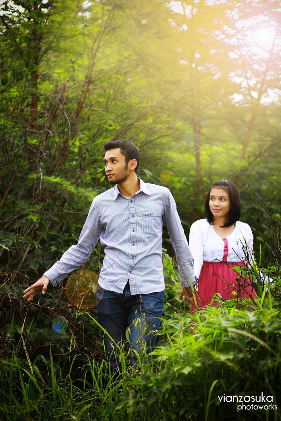 prewed trenda and vardha by vianvin