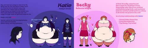 Katie and Becky Reference