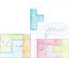 Tetris Brick Won't Fit! by MrCoat